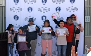Congratulations to our February Students of the Month! - article thumnail image