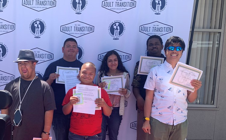 Student of the Month Awards for April 2019 - article thumnail image